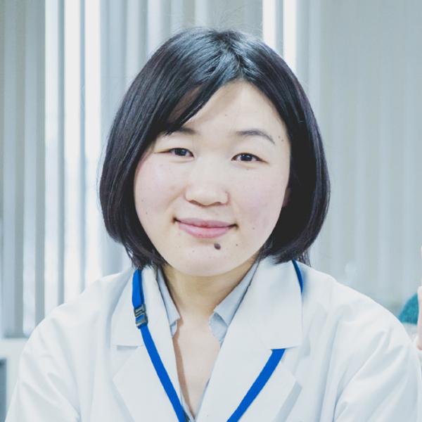 研究者:清水麻友美さん
