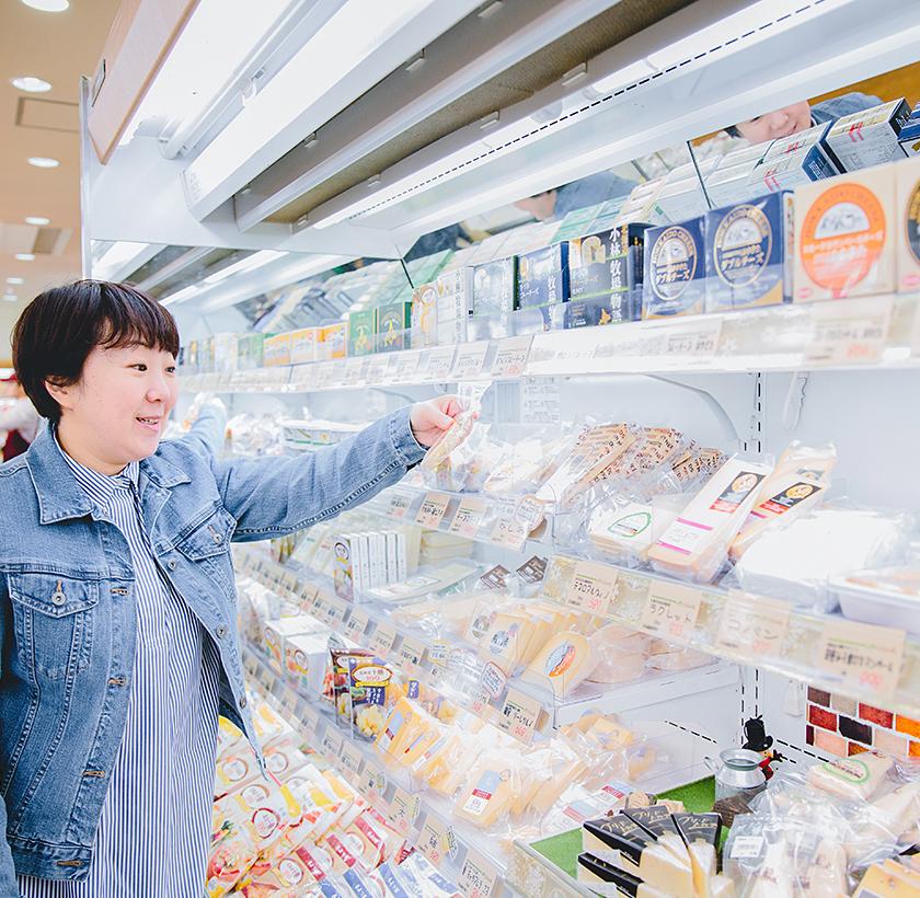 全道各地で作られた個性派チーズが大集合!