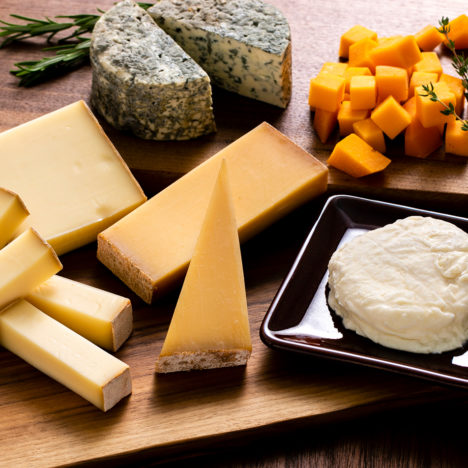 朝食やティータイムにも! <br />自由に楽しむ北海道チーズ