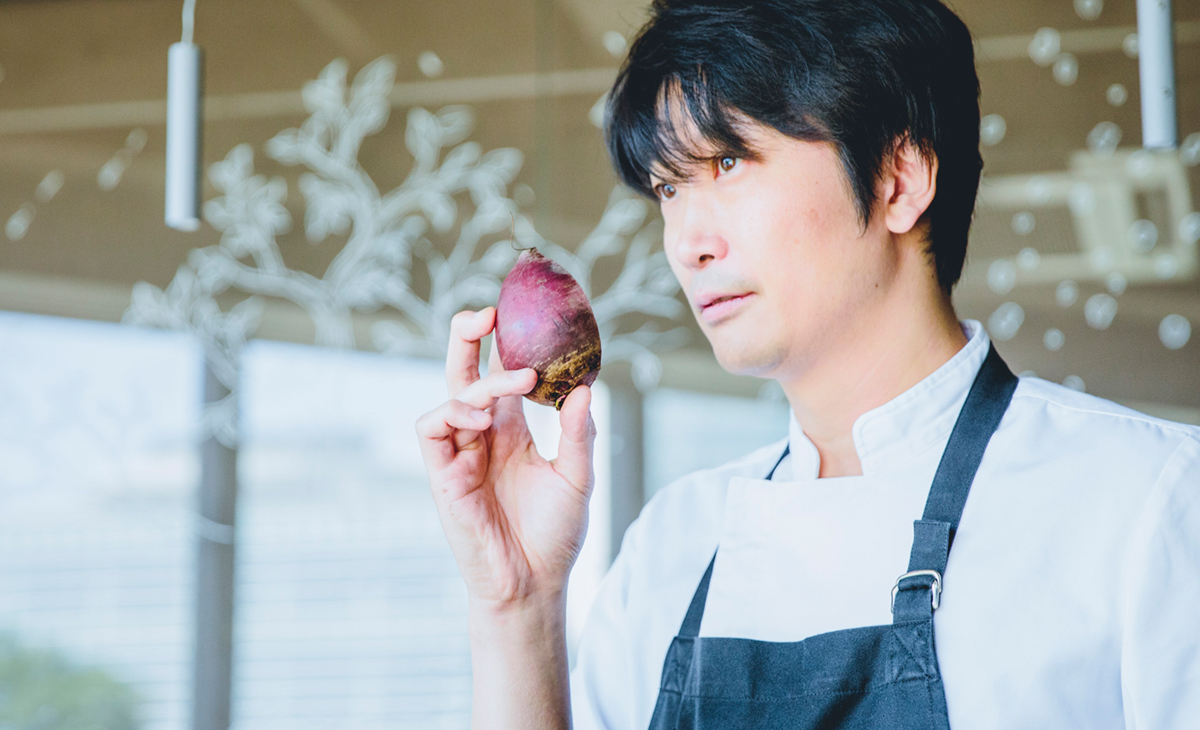 [予告]GREEN「北海道の★★★旬野菜」Vol.6はレッドビート