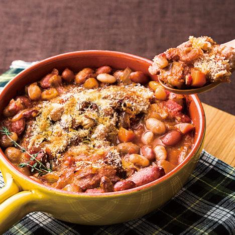 粒よりの豆の、ごきげんレシピ