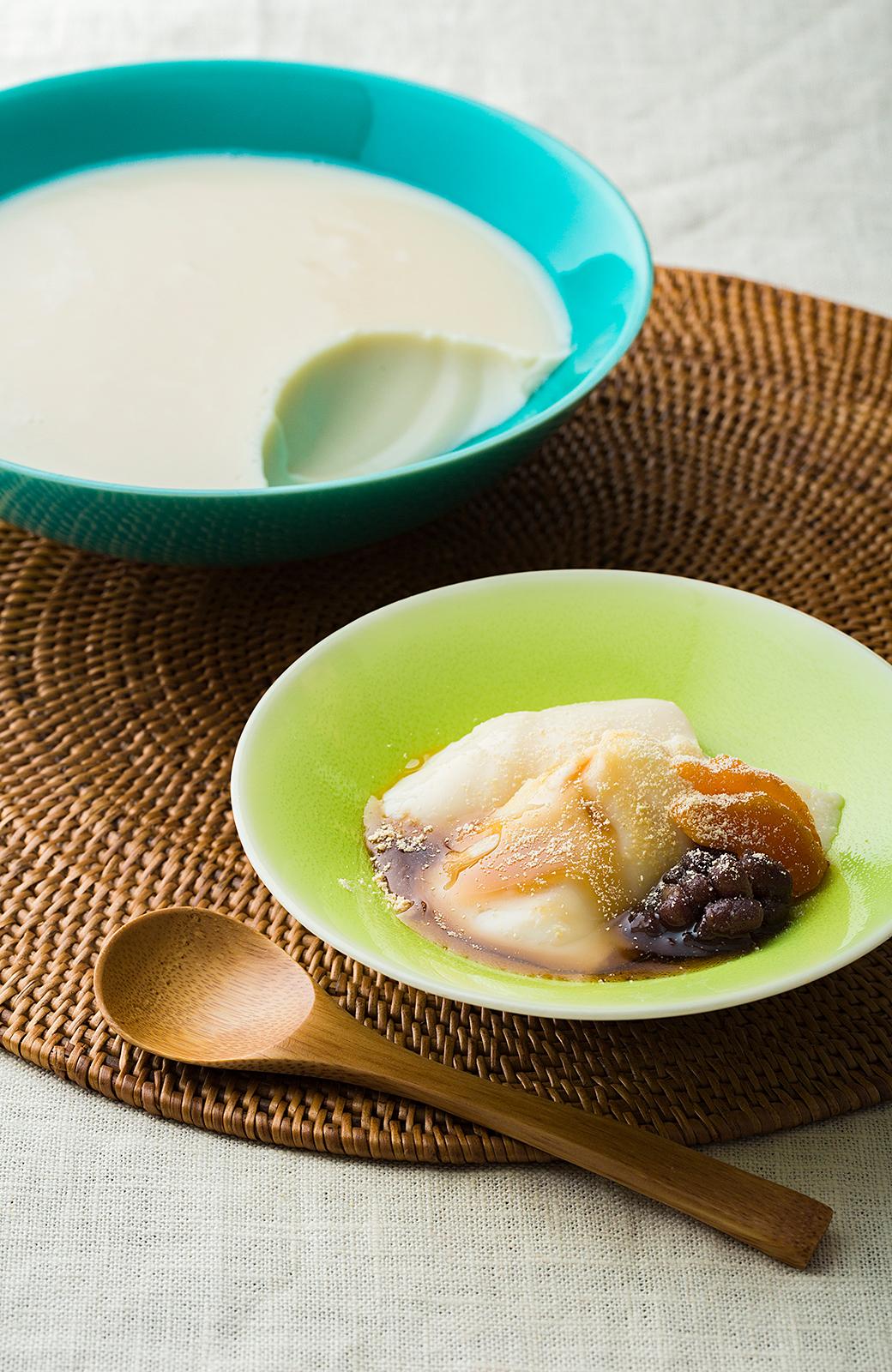<span>自家製豆乳で作る台湾デザート<br class=