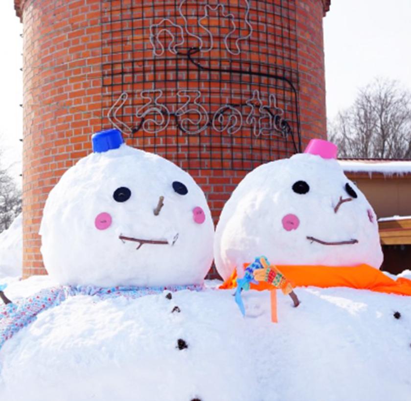 2月22日(土)〜24日(月)は「くるるの杜の雪まつり」