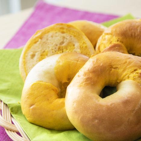 オンラインイベント「道産食材を使ったオンラインパン教室」が開催されました。