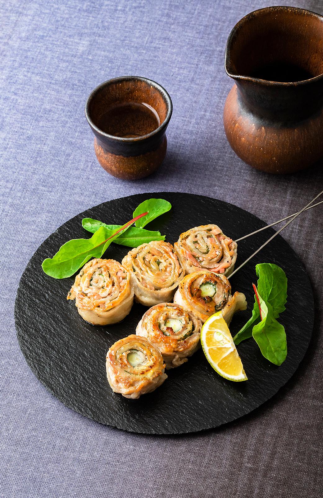 <span>辛みのきいた食材が日本酒に合う<br class=