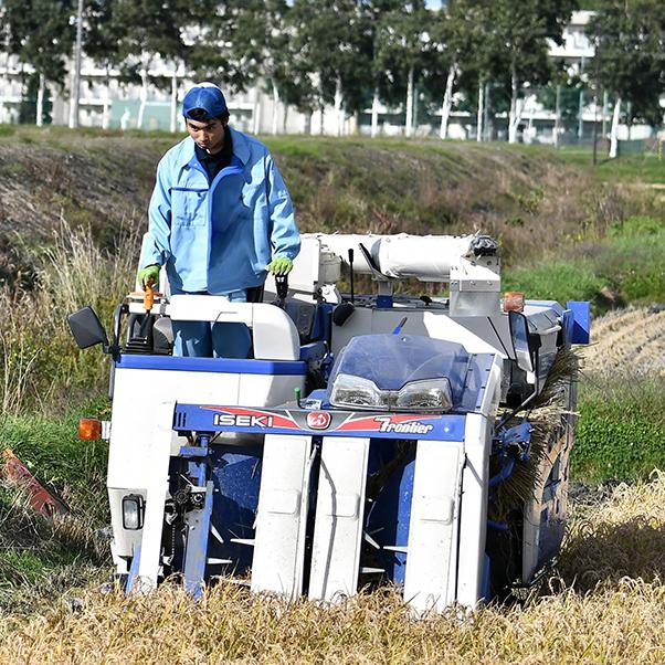 北海道新十津川農業高等学校