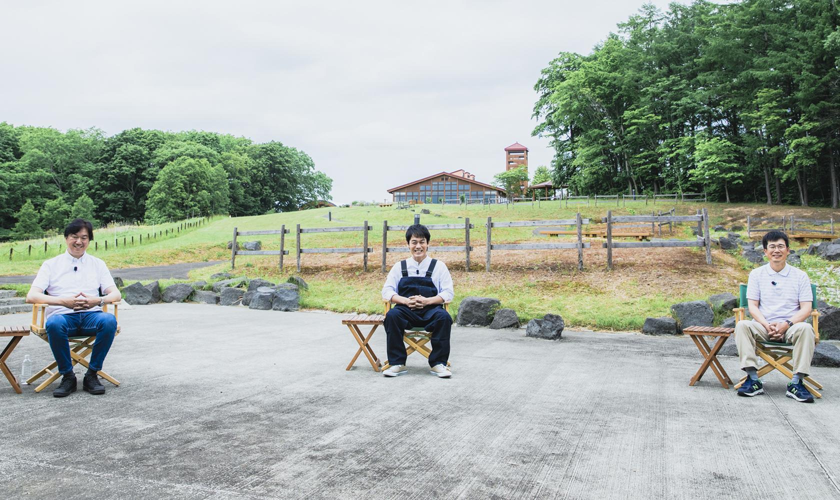 ホクレンアンバサダー・森崎博之が聞く 北海道農業の「今」と「これから」。