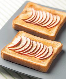 アップルシュガートースト