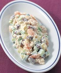 カラフル豆サラダ