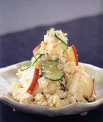 卯の花サラダ