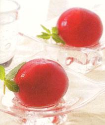 トマトのはちみつシロップ