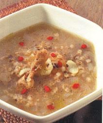 五穀スープ