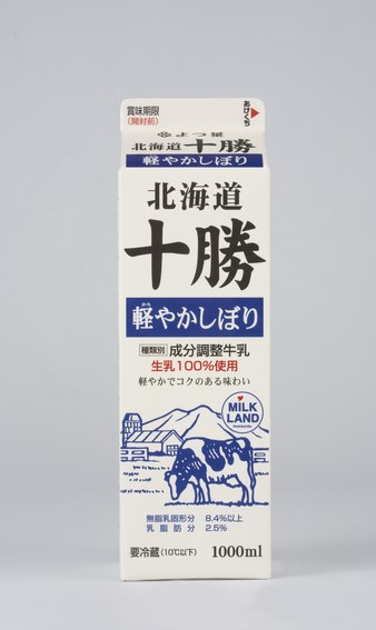 よつ葉 北海道十勝軽やかしぼり