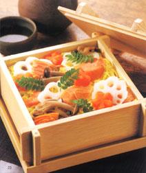 せいろ寿司