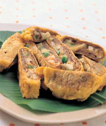 野菜サンドピカタ