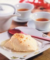 豆腐の香港風デザート