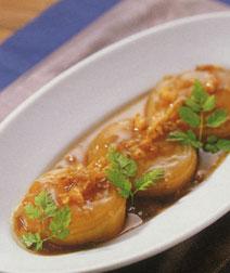 玉ねぎの中華風煮込み