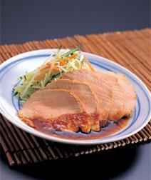 豚肉の梅煮