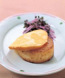 長いものチーズ焼き