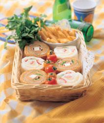 ロールサンドイッチ