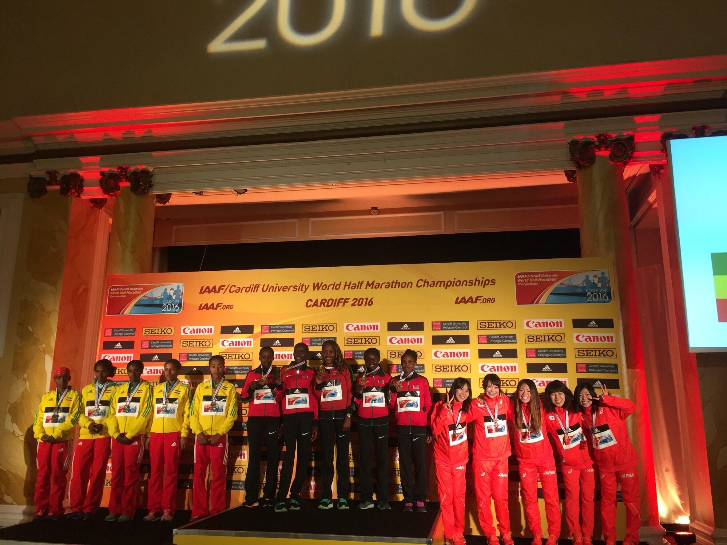 第22回世界ハーフマラソン選手権大会 | ホクレン女子陸上競技部