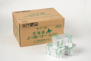 北海道よつ葉バター食塩不使用450g