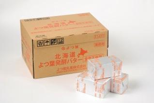 北海道よつ葉醗酵バター 食塩不使用450g