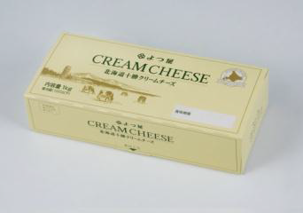 よつ葉北海道十勝クリームチーズ