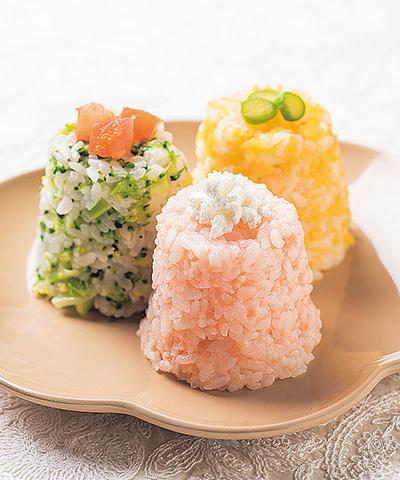春のカップ寿司