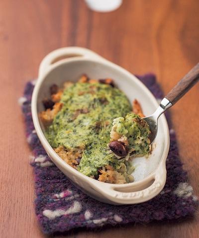 豆入りグリーンドリア