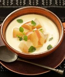 りんごのサワースープ