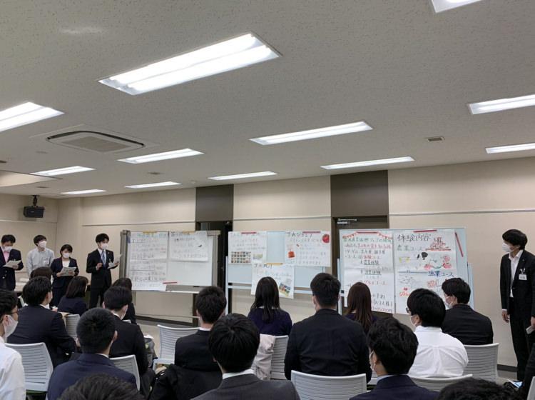 ▲北海道農業研究の発表会